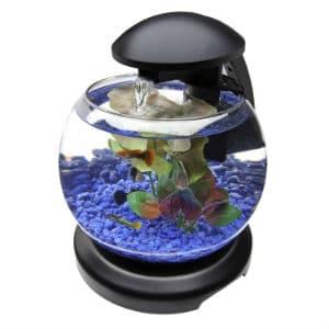 Tetra-18-Gallon-Waterfall-Globe-Aquarium-Kit