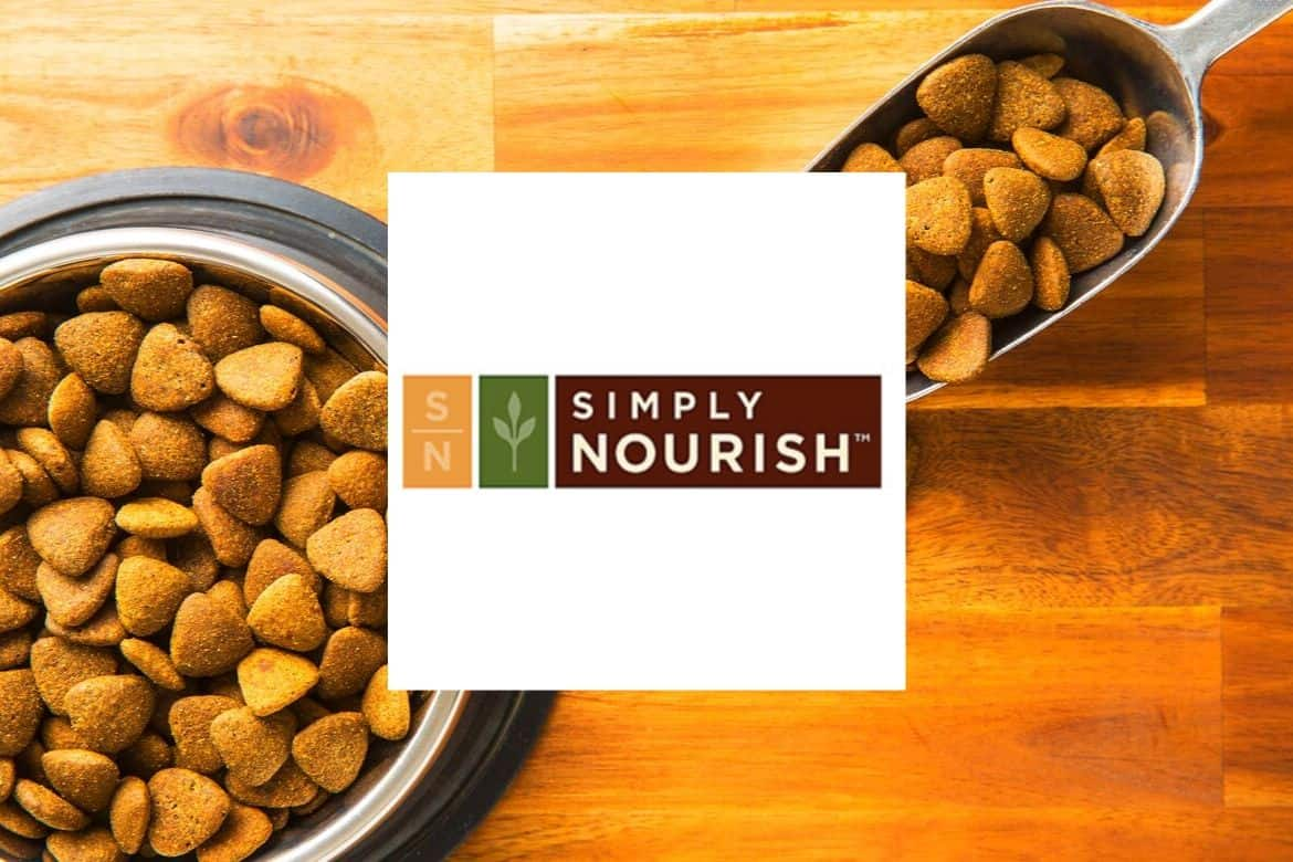 Simply Nourish Dog Food Reviews Featured Image